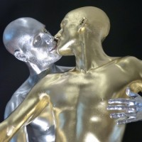 Metallic Men (Bodypaint by Kai)